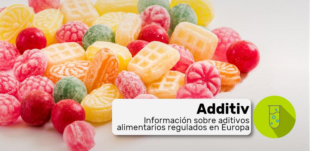 Additiv – La app de aditivos alimentarios